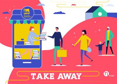 Take-away bibliotheek
